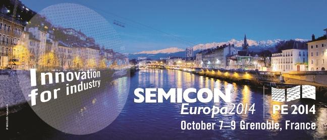 ECP at SEMICON Europa 2014